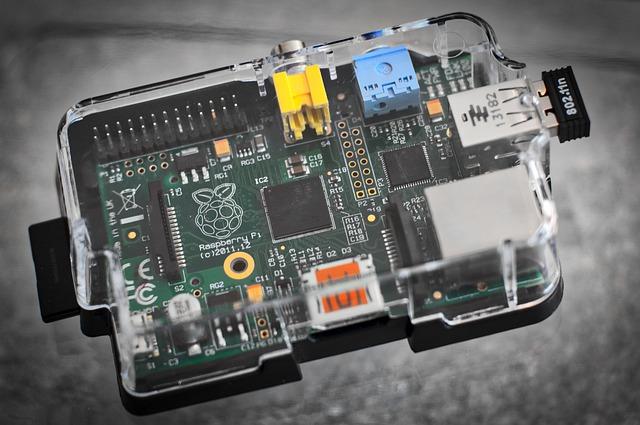 Raspberry pi transparentes gehäuse